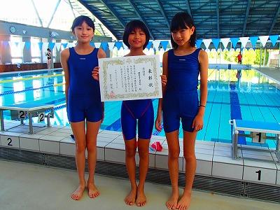 第8回鎌倉市学童水泳記録会 | 初...